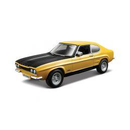 Bburago Ford Capri RS2600 1:32 žlutá - 1