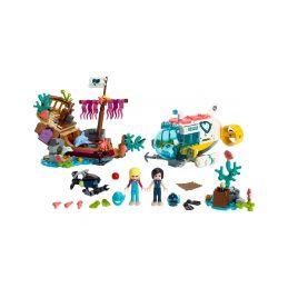 LEGO Friends - Mise na záchranu delfínů - 1