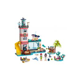 LEGO Friends - Záchranné centrum u majáku - 1