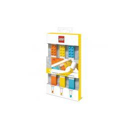 LEGO zvýrazňovače, mix barev 3ks - 1