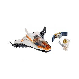 LEGO City - Údržba vesmírné družice - 1