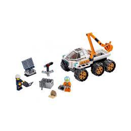 LEGO City - Testovací jízda kosmického vozítka - 1
