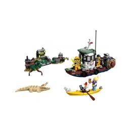 LEGO Hidden Side - Stará rybářska bárka - 1
