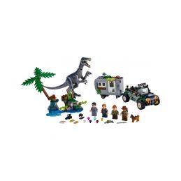 LEGO Jurský Park - Setkání s Baryonyxem: Hon za pokladem - 1