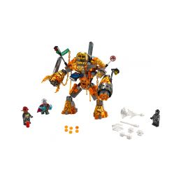 LEGO Super Heroes - Boj s Molten Manem - 1