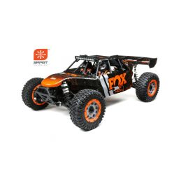 Losi Desert Buggy XL-E 2.0: 1:5 4WD SMART RTR Fox Racing - 1