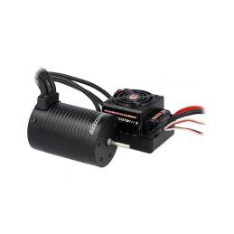 Robitronic střídavý motor Razer 3652 4600ot/V, regulátor 60A - 1