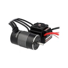Robitronic střídavý motor Razer 4268 1600ot/V, regulátor 150A - 1