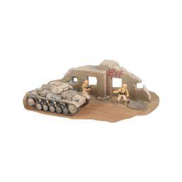 Revell Tank II Ausf.F (1:76) - 1