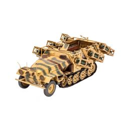 Revell Sd.Kfz. 251/1 Ausf. B Stuka zu Fuß (1:35) - 1