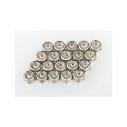 Samojistící matice 2.6mm, 20ks., ST-1, ER-1, ZK-2, ZT-2 - 1