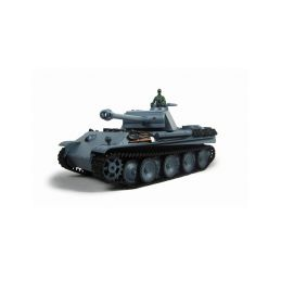 RC tank 1:16 German Panther Type G kouř. a zvuk. efekty - 1