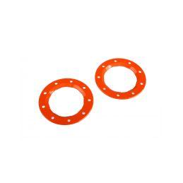 Pojistný kroužek, oranžové, 2ks. pro disky PD8321 ,6225 - 1