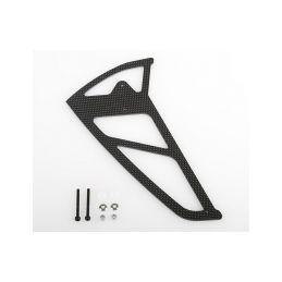 Uhlíková svislá ocasní plocha, R60 - 1