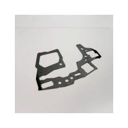 Uhlíková bočnice, 1ks.,X50 - 1