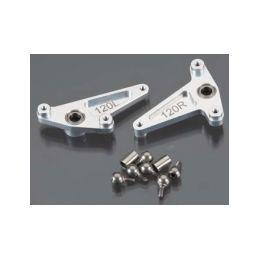 Alu kovová řídící páka 120, X50 - 1