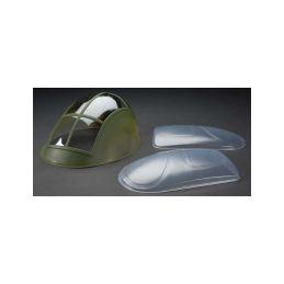 Čelní sklo MD-500, 3834 - 1