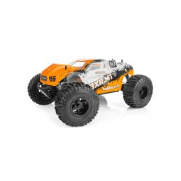 RTR Brushless Monster Truck 4WD BXR - 1