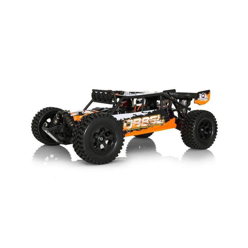 RTR písečná Buggy SL BRUSHLESS 4wd oranžová - 1