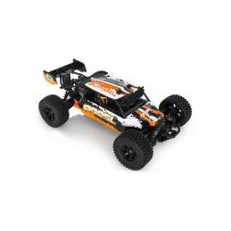 RTR písečná Buggy SL BRUSHLESS 4wd oranžová - 5