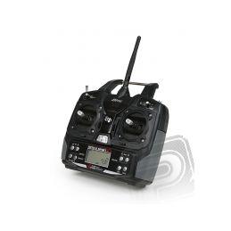 OPTIC 6 SPORT 2,4 GHz (mode 1), přijímač MINIMA 6S - 1