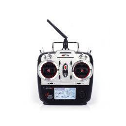 Flash 8 2.4GHz vysílač (Mód 1/3) s Tx aku - 1