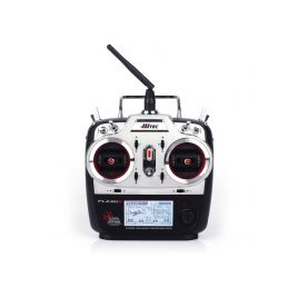 Flash 8 2.4GHz vysílač (Mód 2,4) s Tx aku - 1