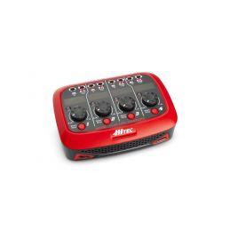 Nabíječ MultiCharger X4 Micro 4x 1S LiPo - 1