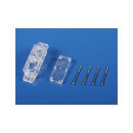 5428 Krabička serva HS-45/5045(horní a spodní část) - 1