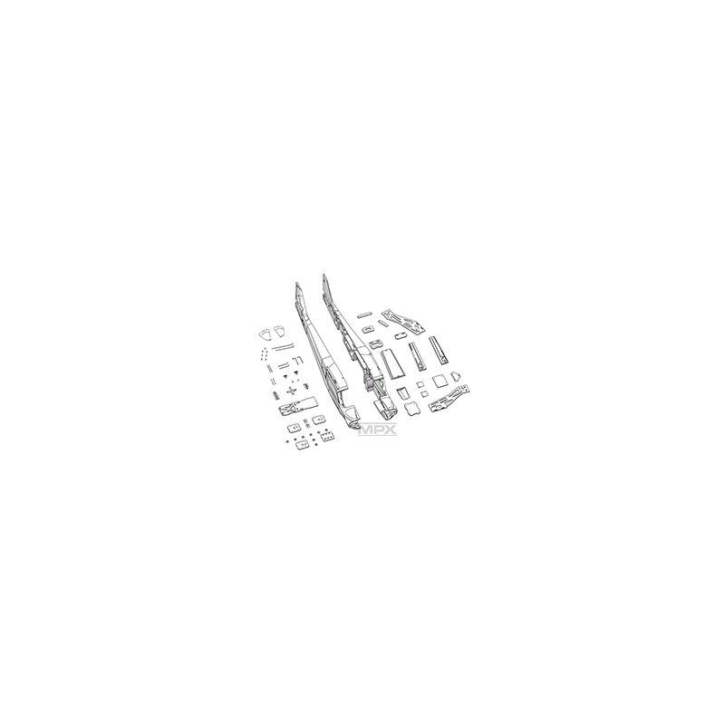 224430 trup s vnitřím tělem + příslušenství FunCub XL - 1