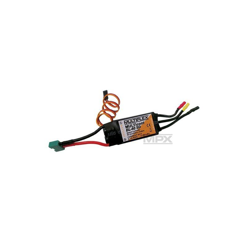 72236 regulátor MULTIcont BL-60SD pro FunCub XL - 1