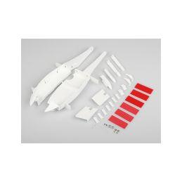 224110 Sada drobných a plastových dílů Xeno (větroň) - 1