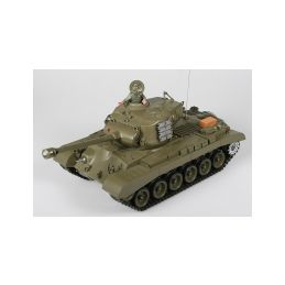 RC tank 1:16 SNOW LEOPARD komplet 27MHz - 1