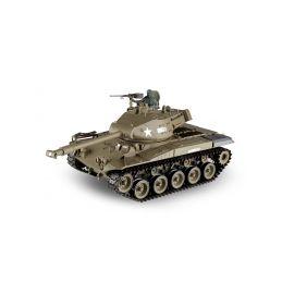 RC tank 1:16 M41A3 WALKER BULLDOG kouř. a zvuk. efekty - 1