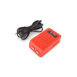EQ-Start 230V nabíječ 2-3 Li-poly/Li-Fe - 3