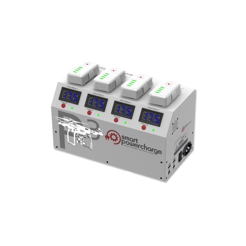 Nabíjecí stanice pro akumulátory Phantom 3 PROMO CENA 2017 - 1