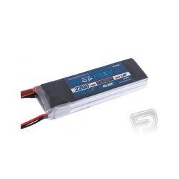 FOXY G3 - Li-Po 2200mAh/7,4V 40/80C 16,3Wh - 1