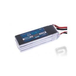 FOXY G3 - Li-Po 2200mAh/14,8V 40/80C 32,6Wh - 1