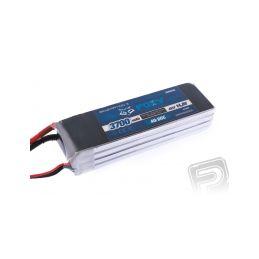 FOXY G3 - Li-Po 3700mAh/14,8V 40/80C 54,8Wh - 1
