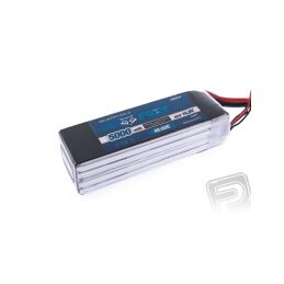 FOXY G3 -Li-Po 5000mAh/14,8V 40/80C 74,0Wh - 1