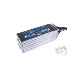 FOXY G3 - Li-Po 5000mAh/22,2V 40/80C, 111Wh - 1