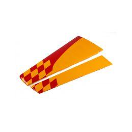 ND YAK 55M 2.2m křídlo červené/žluté pravé - 1