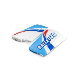 BALLET 3D - Křídla (vč. 2 serv) - 1