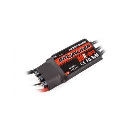 Valkyrie - elektronický regulátor otáček 80A - 1