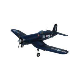 F4U Corsair - ARF (modrá, el. zatahovací podvozek) - 1