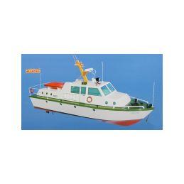 PILOT stavebnice lodivodského člunu - 1