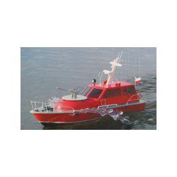 ZAR stavebnice hasičského člunu - 1