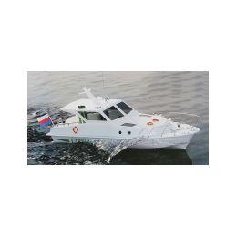 CARIBIC stavebnice jachty - 1