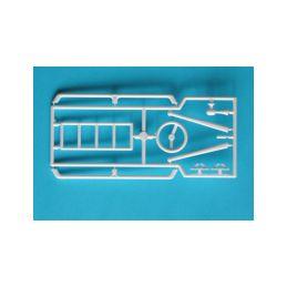 Sada příslušenství 3 - průvlaky, žebřík, klakson,vlajkový stožár, volant - 1