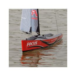 Focus V2 RTR plachetnice - 8